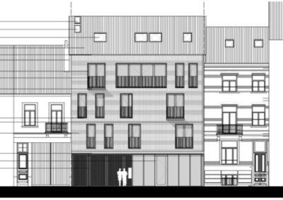 Contrat de Quartier Maalbeek 158 Gray