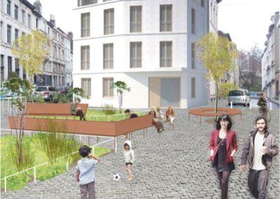 Contrat de Quartier Maalbeek Vandenbroeck