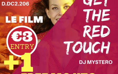 14 OCTOBRE : Projection La Sociale & Soirée Get the red touch