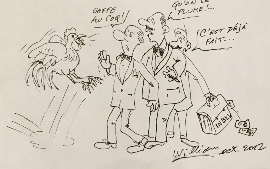 Le Coq – Réaction du groupe socialiste au conseil communal