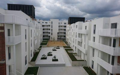 BinHôme : Inauguration de 121 nouveaux logements sociaux