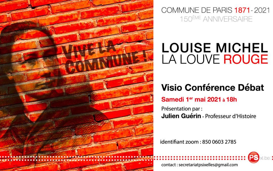 1er Mai du PS d'Ixelles – Edition spéciale Commune de Paris